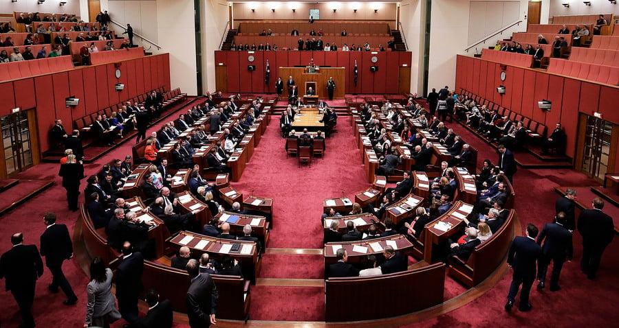 澳議員眾院遞請願信 籲中共停止迫害法輪功