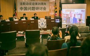 胡平:未來道德重建 法輪功將發揮更大作用
