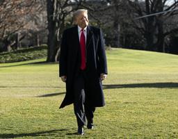 特朗普:談判有進展加稅推遲 下周或有大消息