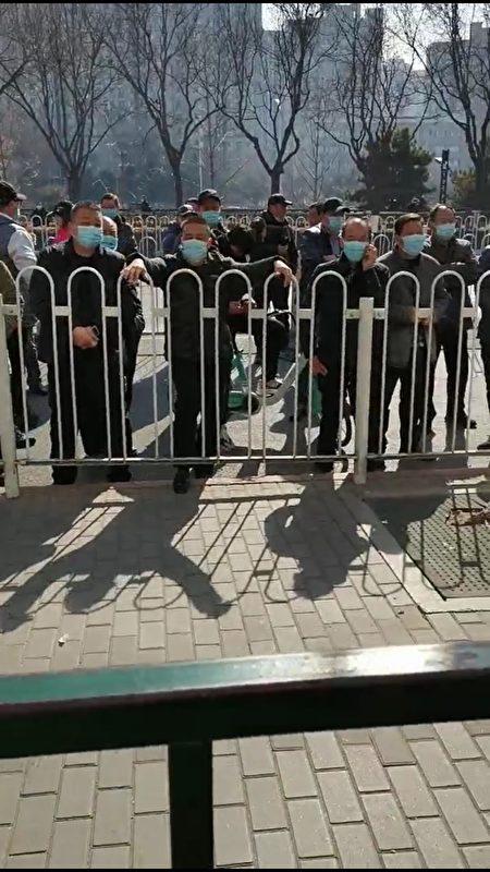 中共兩會將至 上海當局嚴控訪民上訪