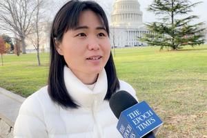 直播美國人抗議竊選 日本女生成「網紅」