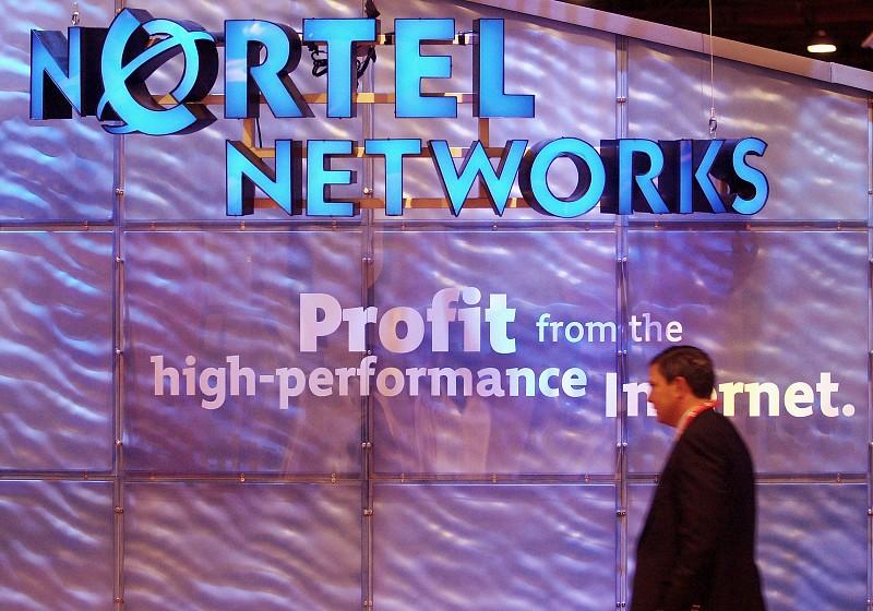 曾經是加拿大電訊巨頭的北電(Nortel)2009年破產,其知識產權被盜是主要原因之一。(Erik S. Lesser/Getty Images)