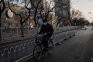 中共肺炎肆虐 中國逾半數人口行動受限
