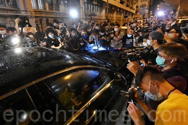 再有外國記者被拒簽 外界憂香港新聞自由