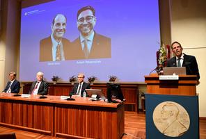 諾貝爾醫學獎揭曉 兩美國學者發現人類感受體