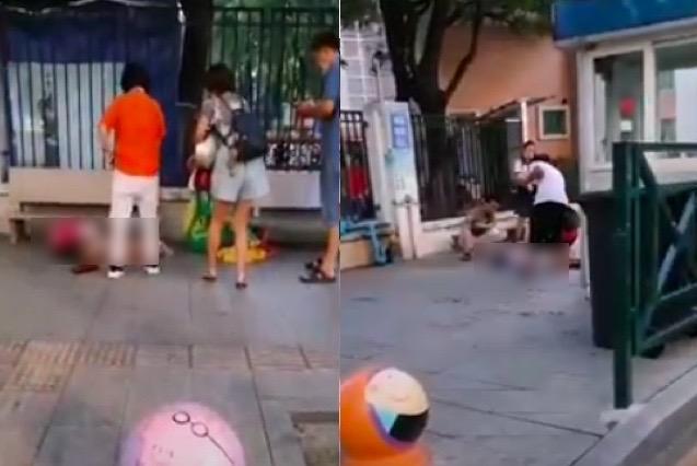 廣州一小學爆砍人案 2死4傷含幼兒 疑兇亦死