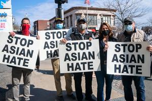 兩黨支持 美參院通過《反亞裔仇恨犯罪法案》