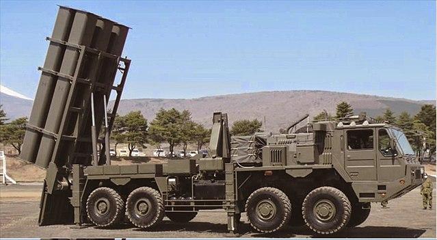 日本防衛省擬改良陸上自衛隊部署在西南地區的地對艦導彈(SSM),並將導彈射程擴大到目前的兩倍,以便提高威懾力應對中共海軍。(公有領域)