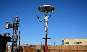 百萬人欲闖軍事基地看外星人 美國防部警告