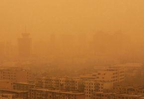 北韓10月22日街頭無人 怕中共病毒隨中國沙塵飄來