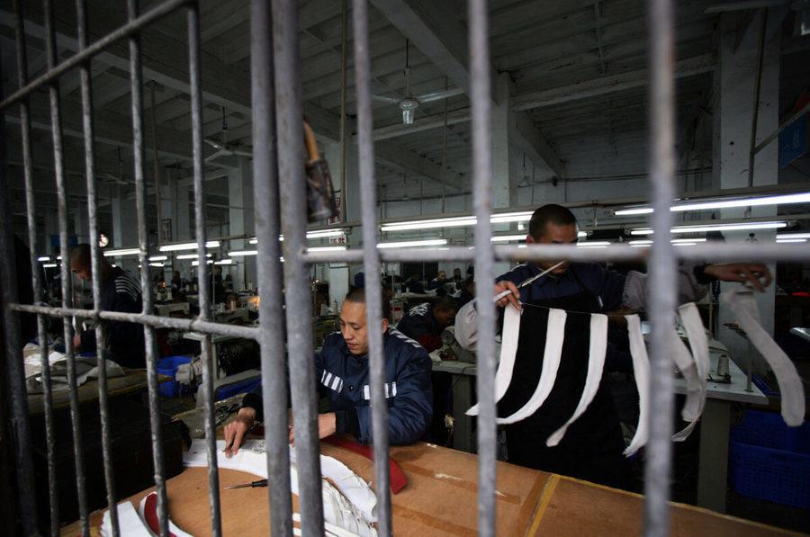 中共監獄奴工產業 人「像牲畜一樣幹活」