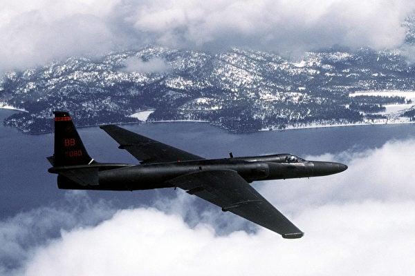 美軍U-2偵察機是冷戰時期的產物,目前仍在美國空軍服役。(Master Sgt. Rose Reynolds/美國空軍官網)