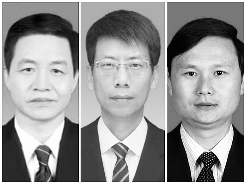 掌摑市政府秘書長 濟源市委書記被免職