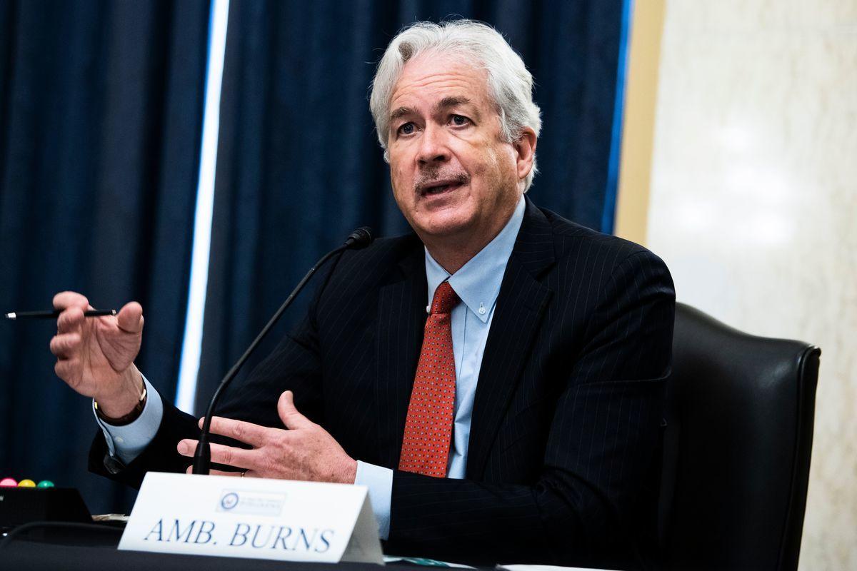 美國總統祖·拜登(Joe Biden)提名的中情局局長威廉·伯恩斯(William Burns)。(TOM WILLIAMS/POOL/AFP via Getty Images)