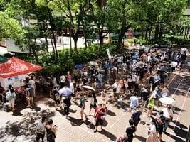 鍾原:香港民主派力爭立法會超35席 嚇壞中共