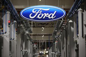 福特終止與大陸眾泰汽車建電動車合資協議