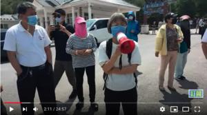 【影片】北京昌平強拆別墅 業主財產遭洗劫