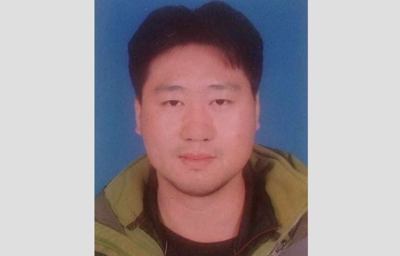 天津法輪功學員王健被中共迫害致瘋,於2019年1月26日含冤離世。(明慧網)