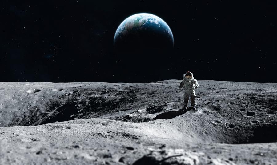 歐洲太空局擬探索月球洞穴 未來將建基地