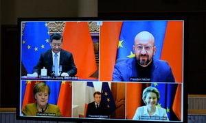 王赫:歐盟對華政策面臨歷史性選擇