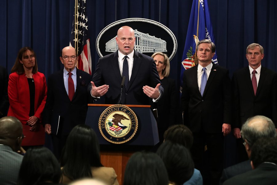 美正式起訴華為等共23項罪名 確認引渡孟晚舟
