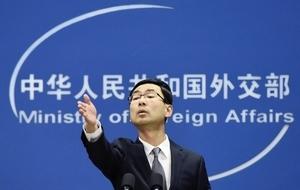 中共外交辭令出盡醜 「耿爽模擬器」被下架