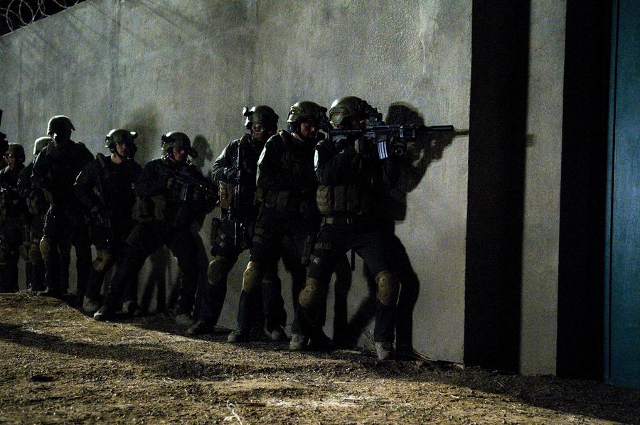 擊斃拉登 美前海豹隊員將拍電影重現歷史