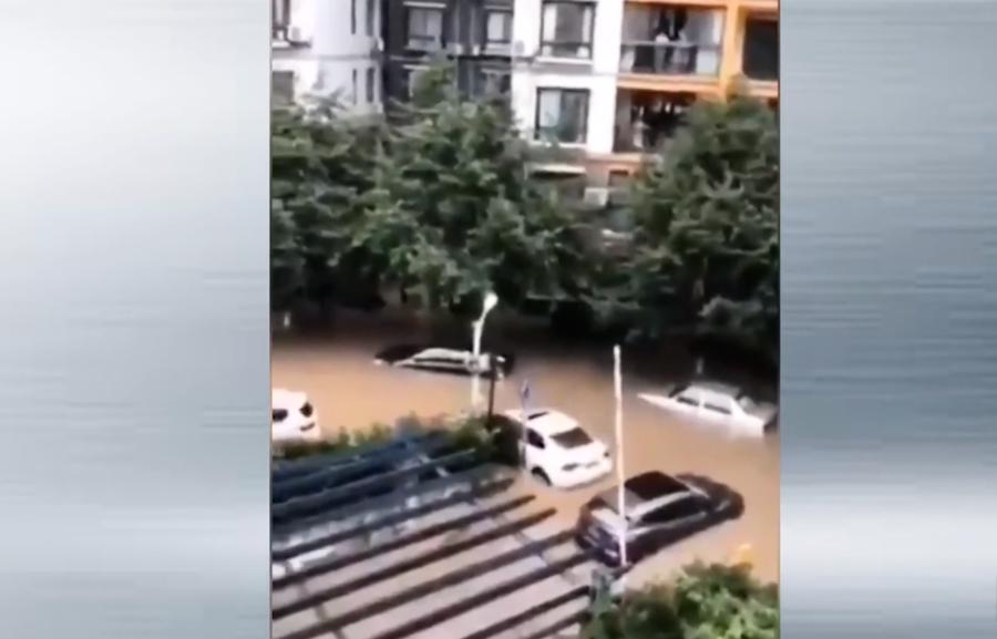 田雲:大陸暴雨千萬人受災 中共高層在忙甚麼