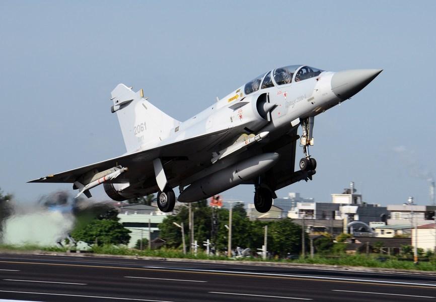 台灣法國簽支援協議 大幅提高「幻象戰機」妥善率