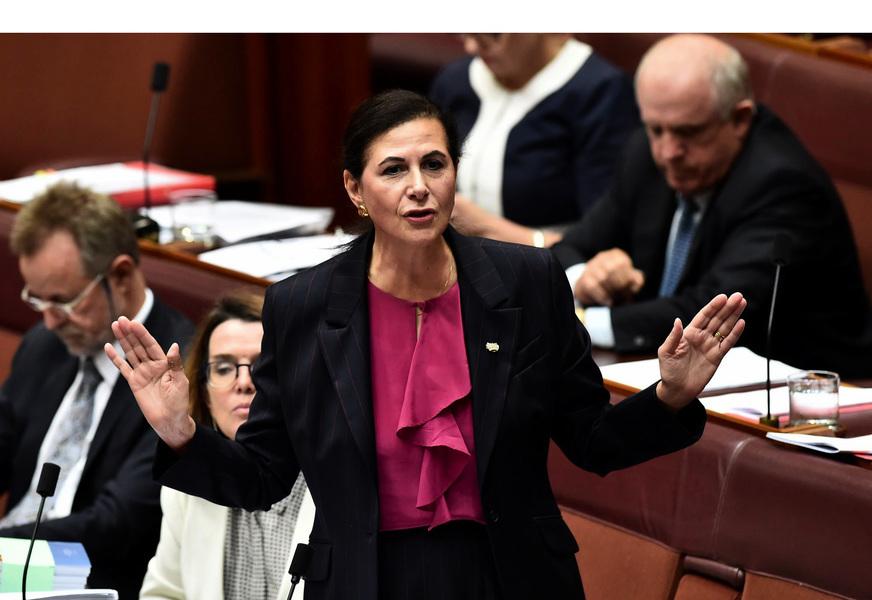 澳洲聯邦參議員:應在貿易上與中共脫鉤