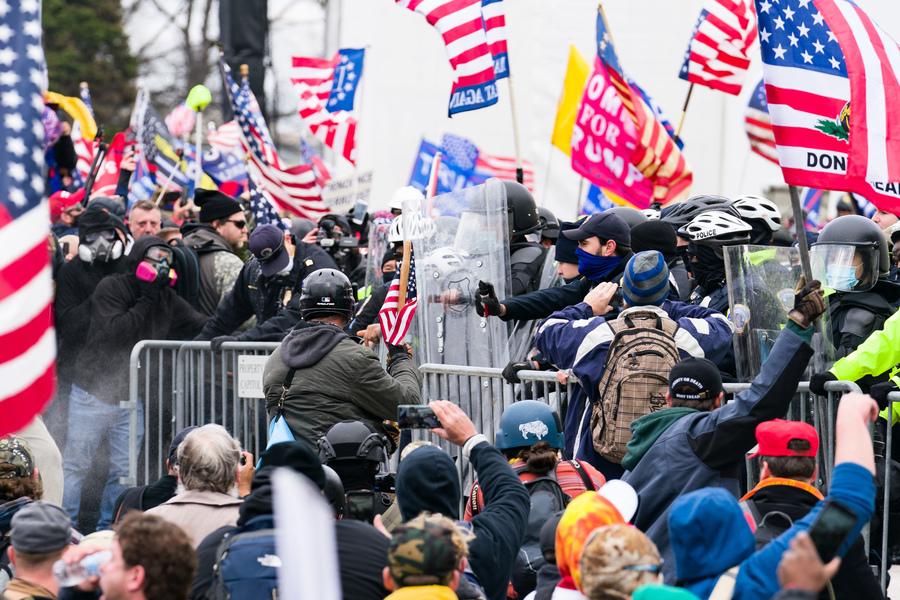 美參院報告揭衝擊國會事件:情報部門失職