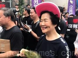 程曉容:BBC訪談 陳方安生犀利回擊中共