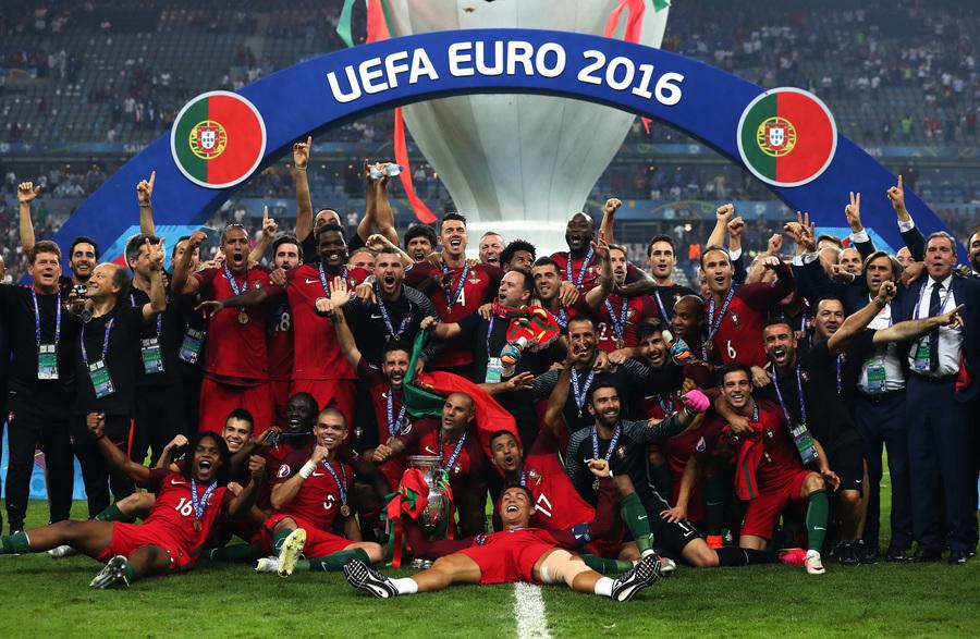 葡萄牙勝法國 歐國盃首奪冠