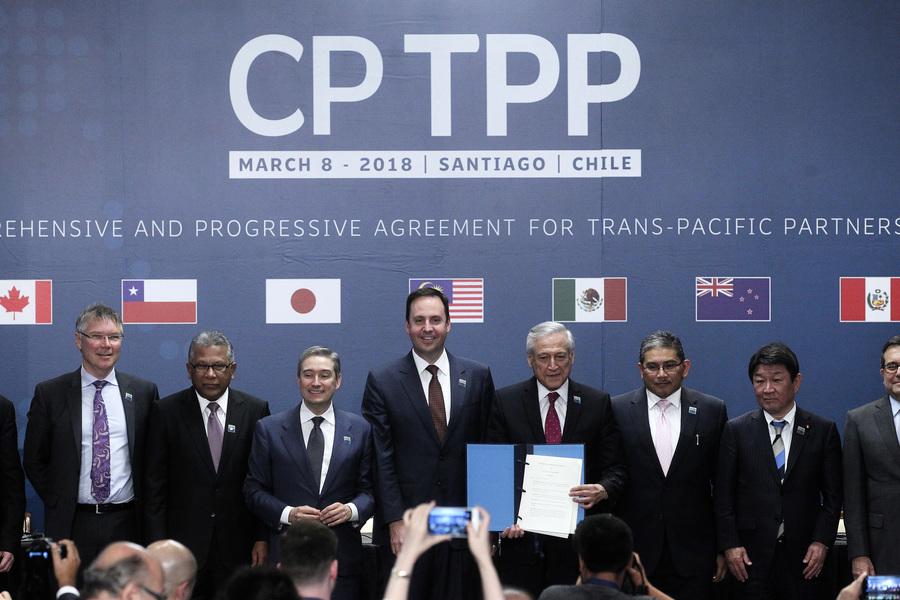 台灣已申請加入CPTPP  今將公布細節