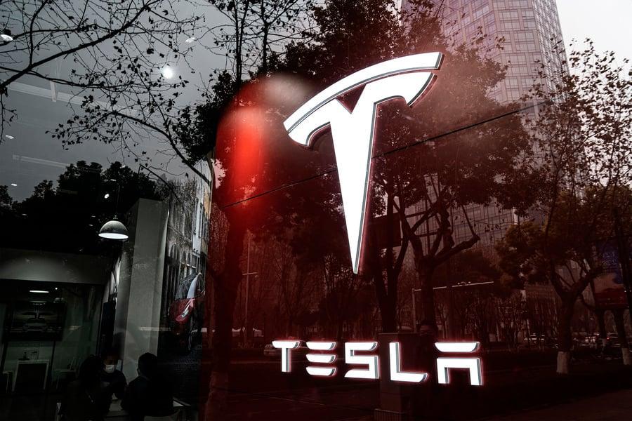 輿論風暴後 Tesla稱已在大陸建數據中心