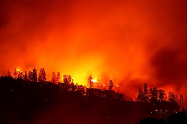 蓋蒂大火襲加州 史瓦辛格攜家人凌晨撤離豪宅