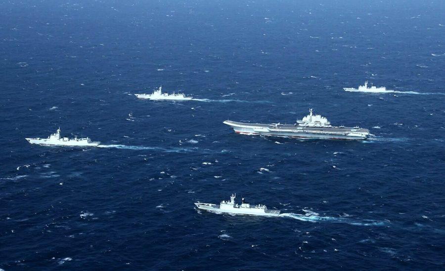 【名家專欄】對抗中共的海上霸權主義
