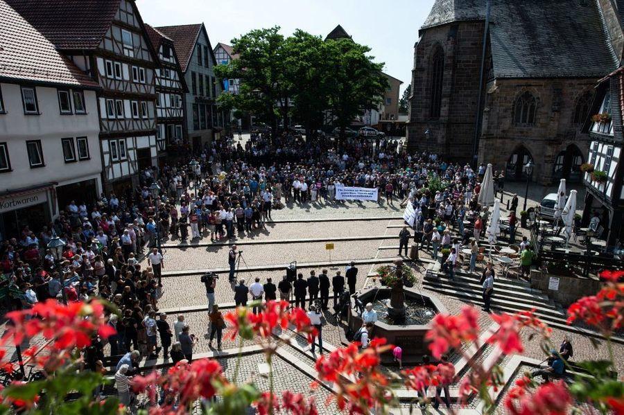 政治家被謀殺 德國總統呼籲捍衛民主
