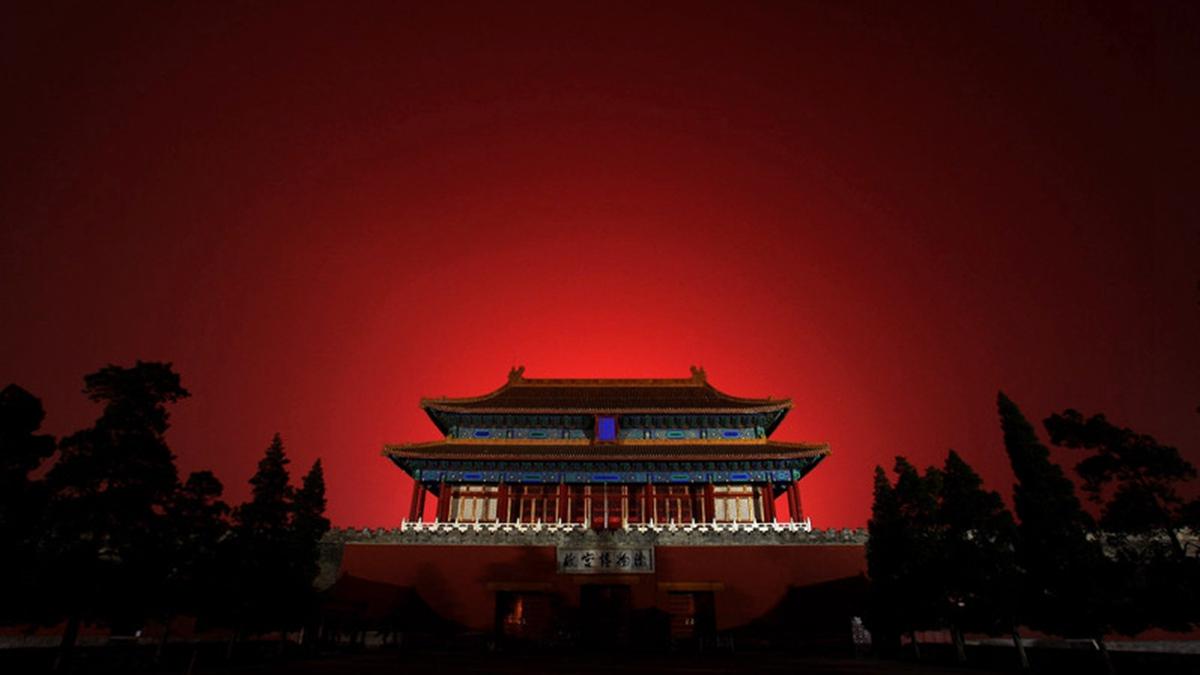 北京城風雲變幻,中南海暗流湧動。(Quinn Rooney/Getty Images)