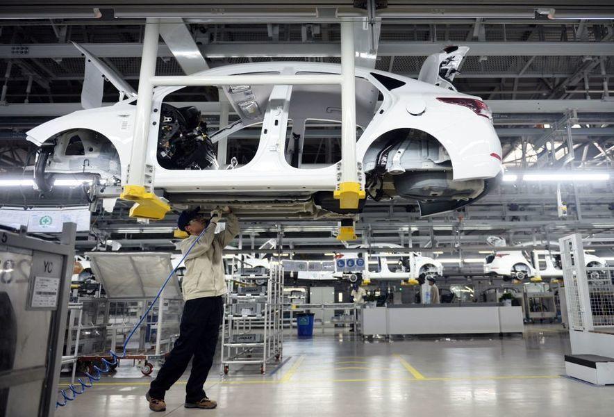 中國工業利潤下降14% 創2011年來新低
