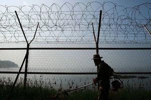 除南海諸島外 中共又盯上韓朝「間諜」島嶼