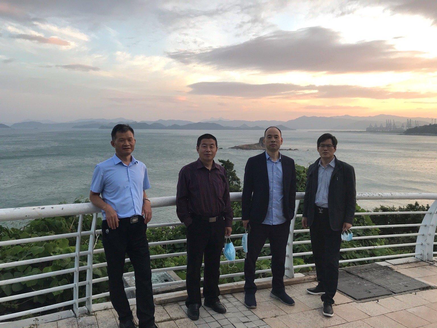 近日,再有幾位家屬委託的大陸律師到深圳鹽田區看守所要求會面,仍然被拒。律師們對看守所進行了投訴。(律師提供)