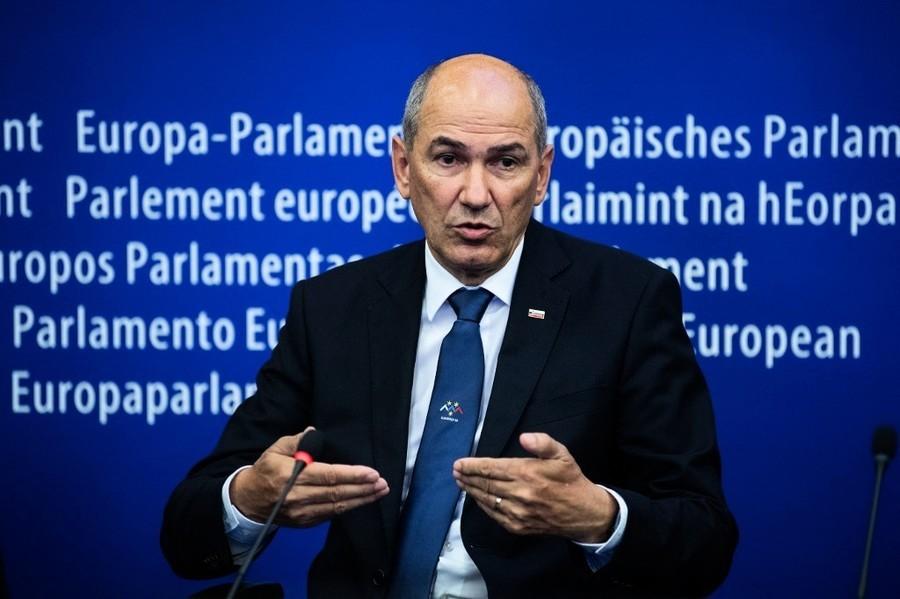 斯洛文尼亞促歐盟挺立陶宛和台灣 對抗中共
