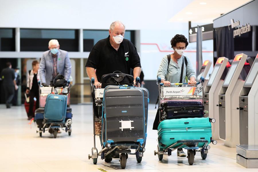 1月26日起入境美國者須出示病毒檢測證明