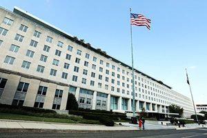 美國務院高級官員會見五位法輪功學員