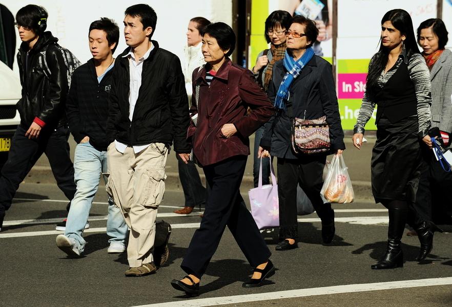 智囊調查:近半數旅澳華人憂中共對當地政治影響