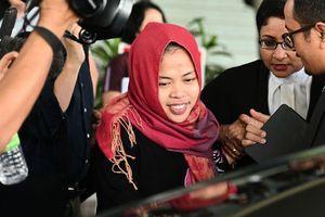 金正男案 大馬撤控 印尼女被告當庭獲釋