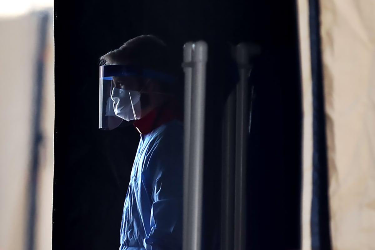 在對抗中共病毒疫情上,現代醫學可能陷入了一個誤區。(Chip Somodevilla/Getty Images)