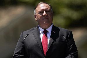 蓬佩奧:恢復聯合國對伊朗所有制裁