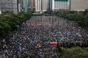 【新聞看點】170萬港人集會 特朗普再警告北京